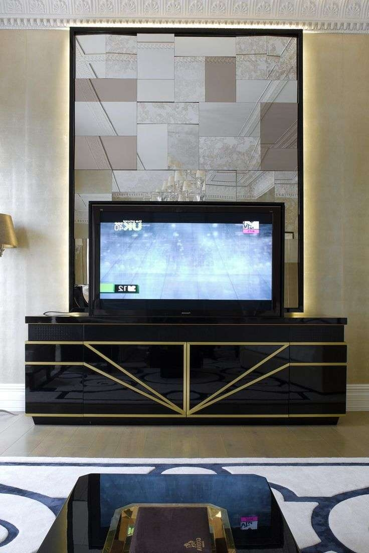 31 Best Hidden Tv Images On Pinterest | Architecture, Chairs And Intended For Art Deco Tv Stands (View 1 of 20)
