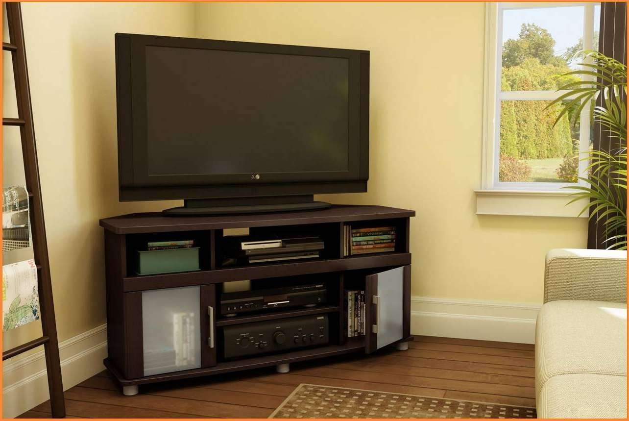 55 Inch Corner Tv Stand Flat Screen – Aiyorikane With Corner Tv Stands For Flat Screen (View 2 of 15)