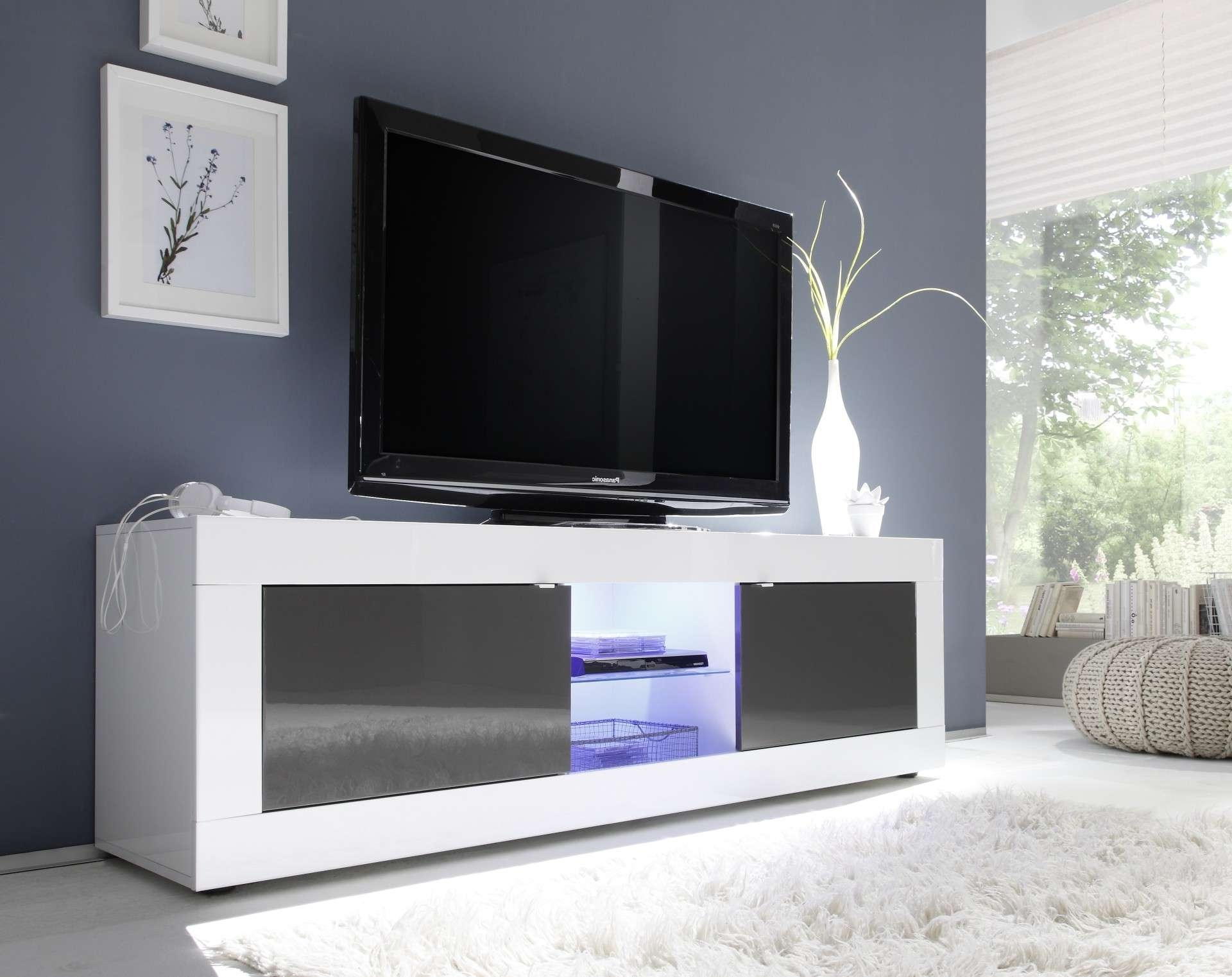 60 Inch Tv Cabinet White – Imanisr With Modern Tv Stands For 60 Inch Tvs (Gallery 2 of 15)