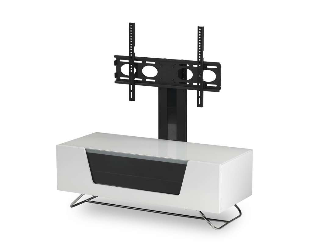 "Alphason Cantilever Tv Stand For Tvs Up To 50"" & Reviews 