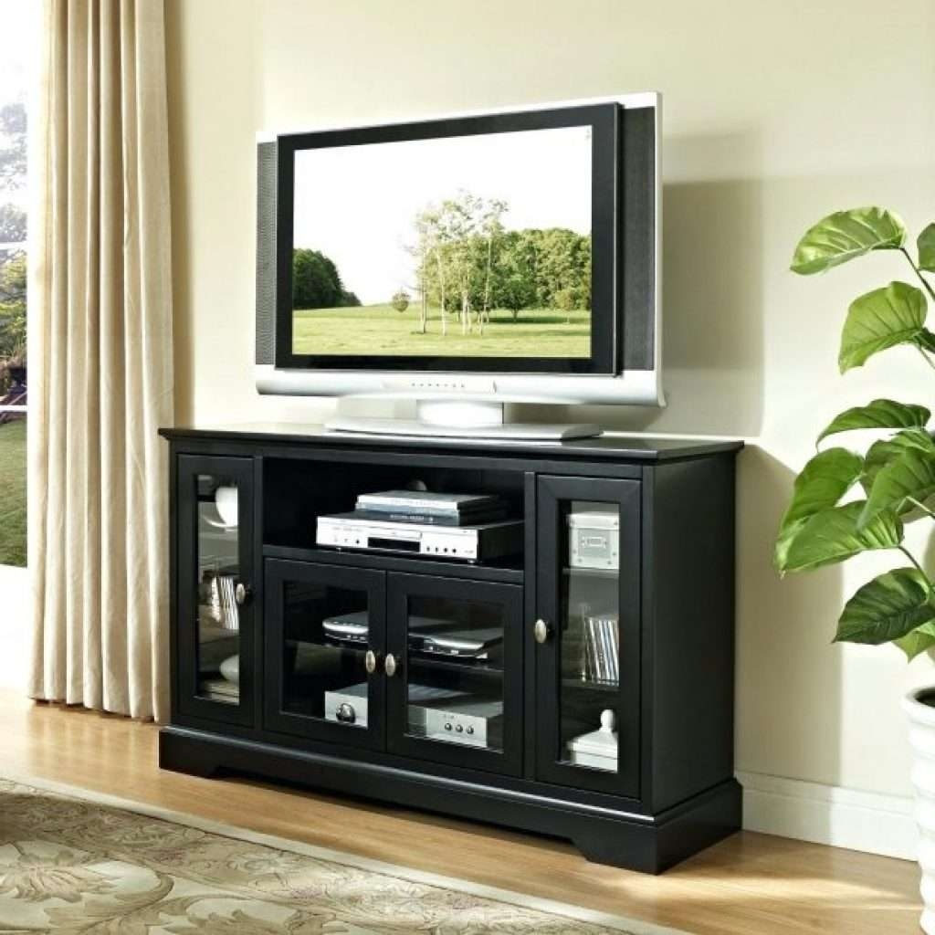 Amazing 44 Swivel Black Glass Tv Stand – Mediasupload Within Swivel Black Glass Tv Stands (View 3 of 15)