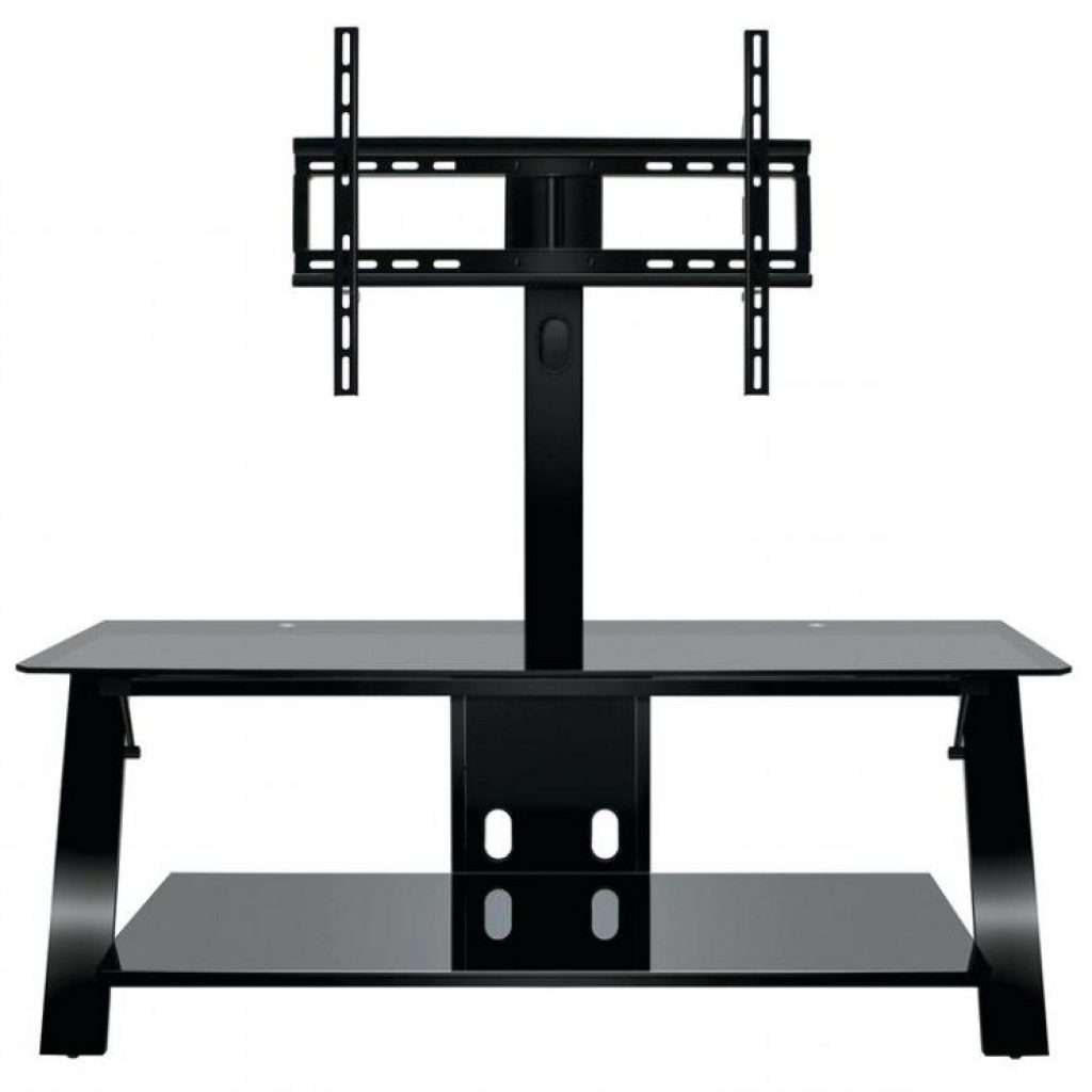 Amazing 44 Swivel Black Glass Tv Stand – Mediasupload Within Swivel Black Glass Tv Stands (View 2 of 15)