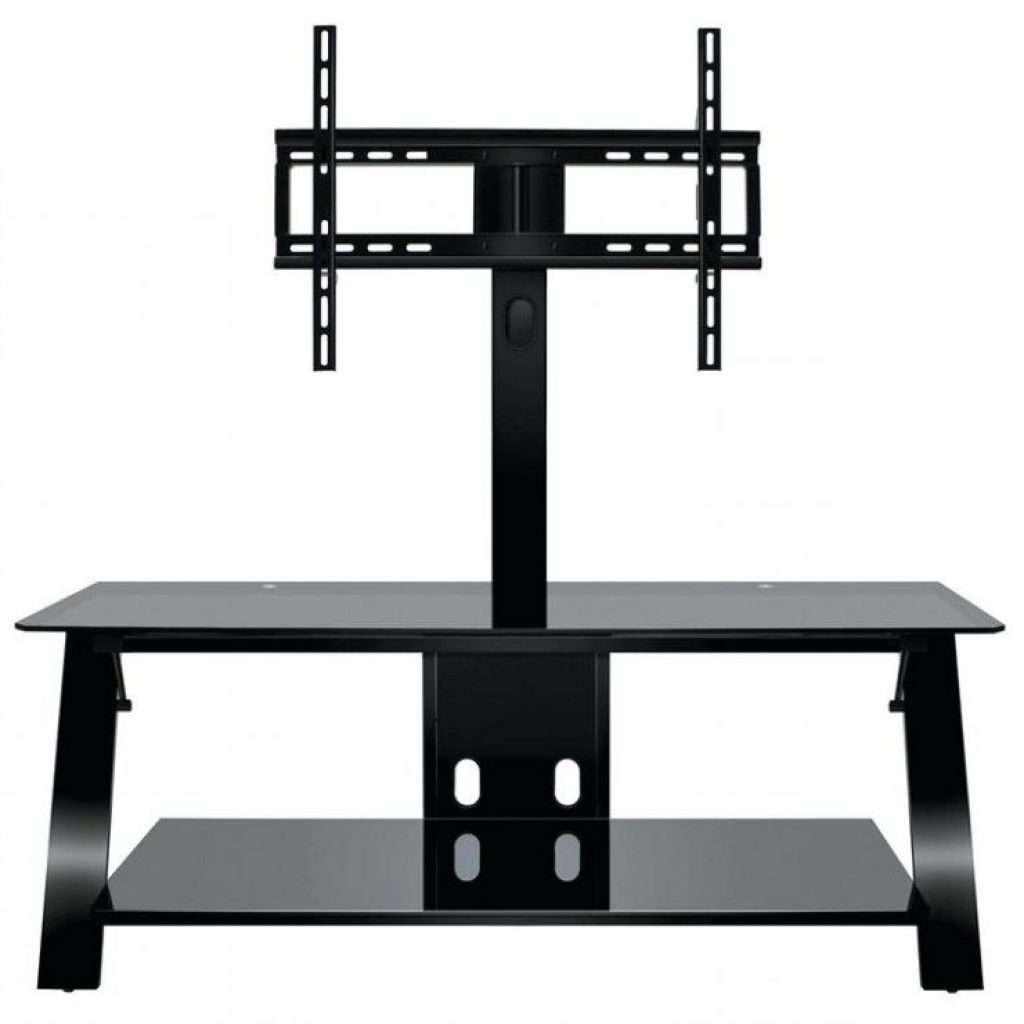 Amazing 44 Swivel Black Glass Tv Stand – Mediasupload Within Swivel Black Glass Tv Stands (View 2 of 15)