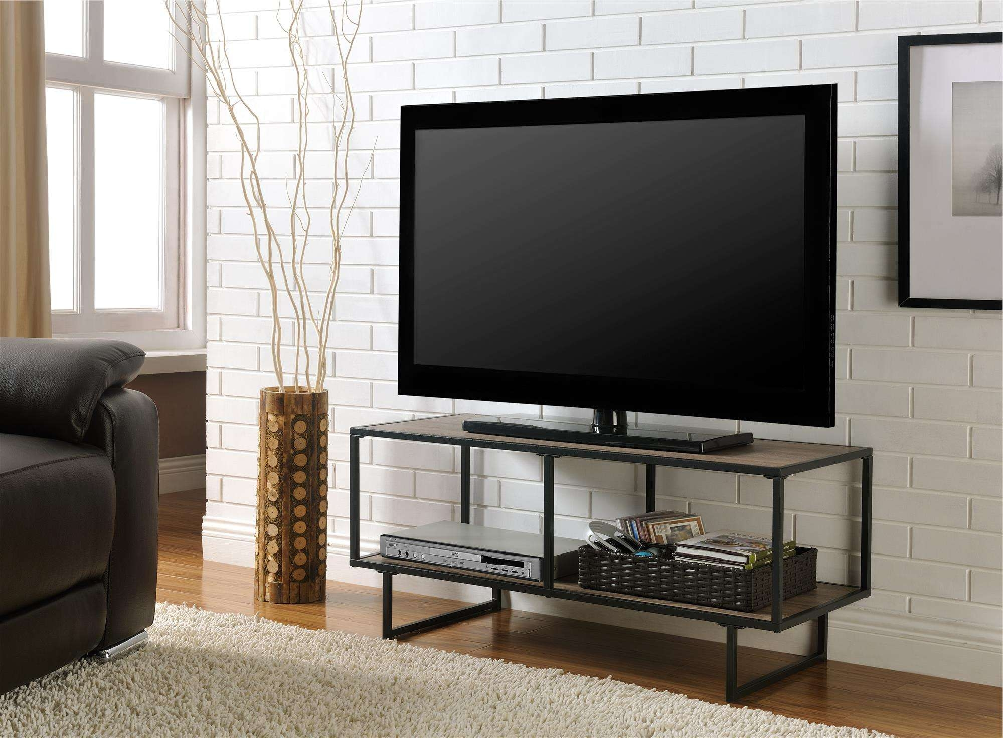 Ameriwood Furniture | Emmett Tv Stand/coffee Table For Tvs Up To Regarding Coffee Tables And Tv Stands (View 5 of 15)