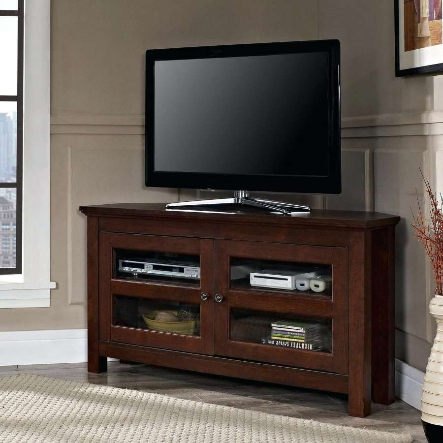 Articles With Corner Tv Cabinet Solid Wood Tag: Corner Tv Stand With Regard To Solid Wood Corner Tv Stands (View 15 of 20)