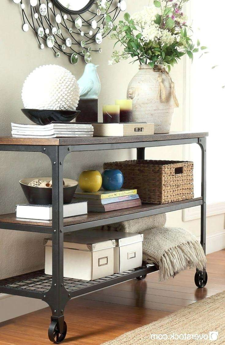 Articles With Vintage Industrial Cast Iron Pipe Table Tv Stand Tag For Cast Iron Tv Stands (View 2 of 15)