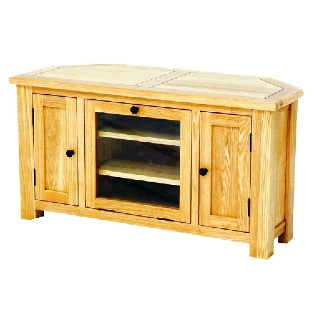 Articles With Wood Corner Tv Stands Uk Tag: Wooden Corner Tv Stand Throughout Wooden Corner Tv Stands (View 4 of 20)