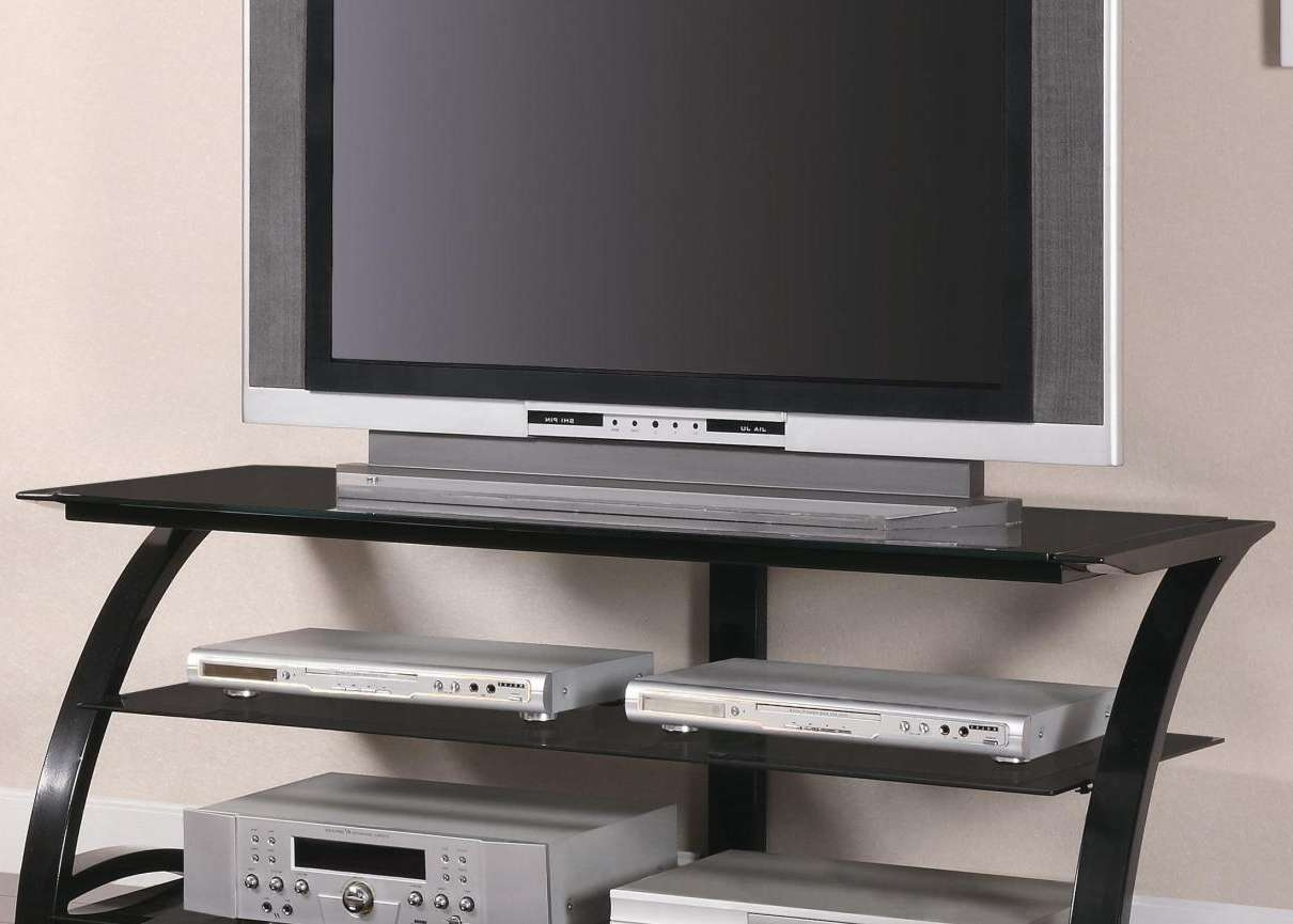 Astounding Black Tv Stand Homebase Tags : Black Tv Stands Maple Tv Intended For Funky Tv Stands (View 1 of 15)