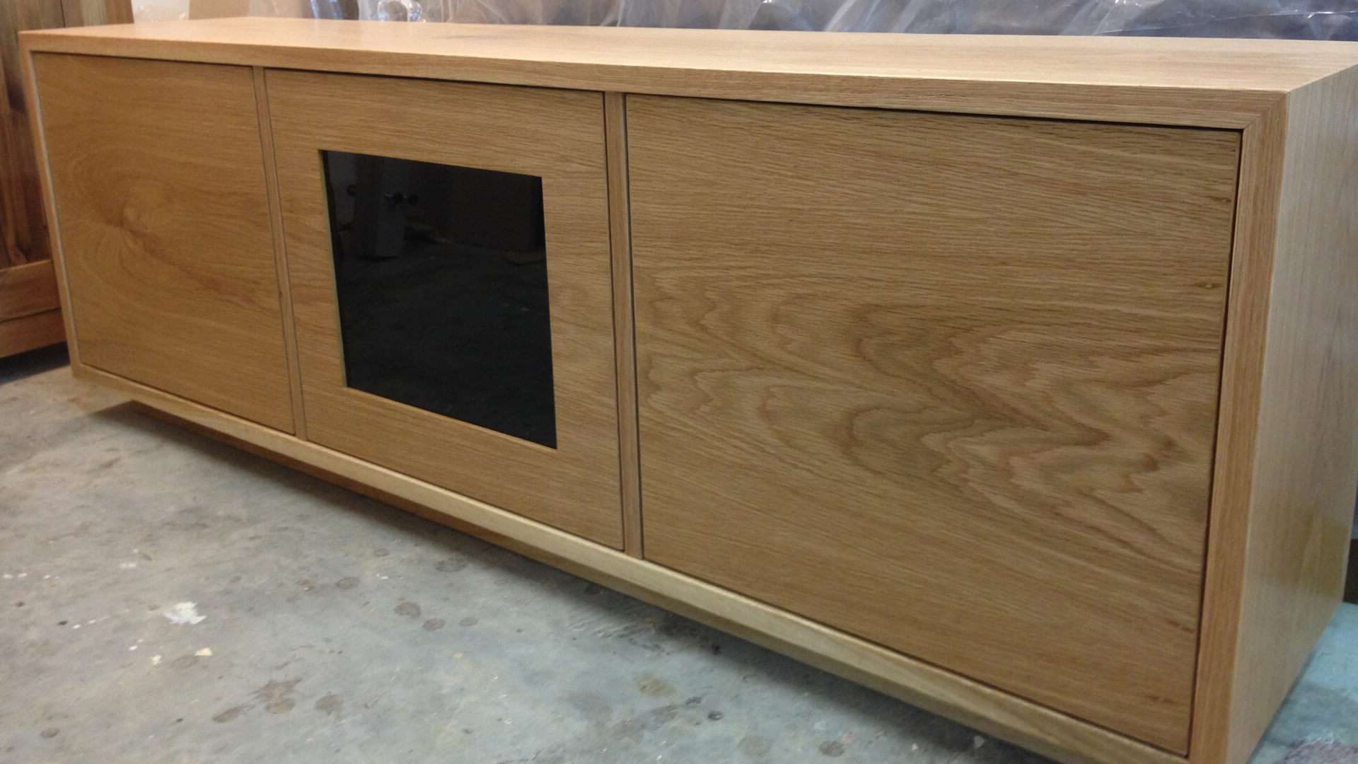 Av Furniture – Contemporary Oak Tv Unit – Av Soul With Regard To Contemporary Oak Tv Cabinets (View 1 of 20)