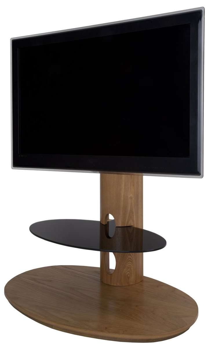 Avf Chepstow Oak Cantilever Tv Stand For Avf Tv Stands (View 6 of 15)