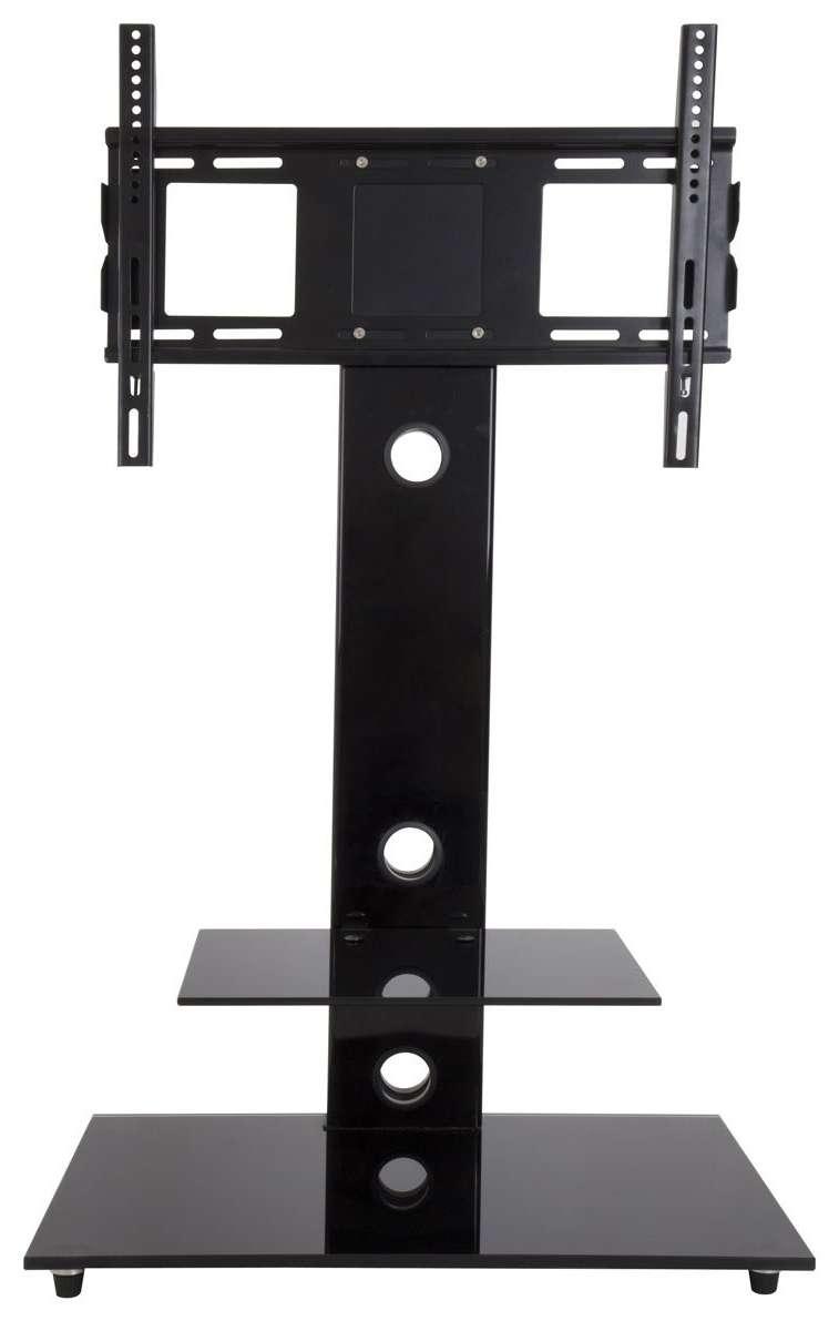 Avf Fsl700Leb Lesina Black Cantilever Tv Stand Regarding Avf Tv Stands (View 9 of 15)