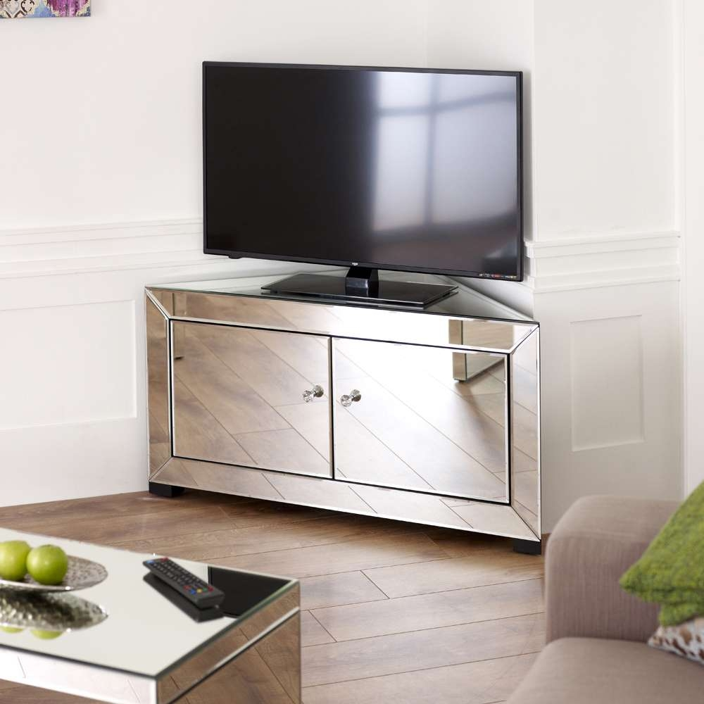 Awesome Unique Corner Tv Stands Also Modern Glass For Flat Screen With Regard To Unique Tv Stands (View 9 of 15)