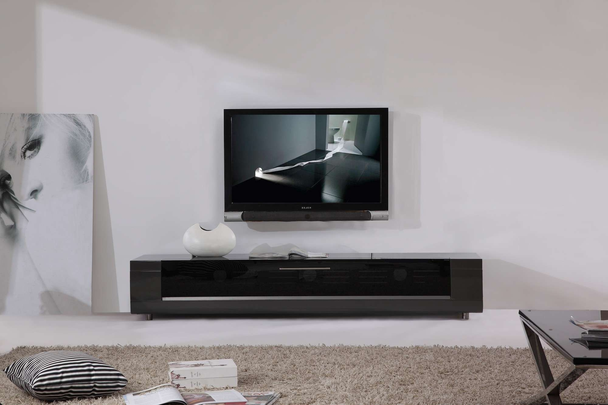 B Modern Editor Remix Tv Stand Modern Furnishings Regarding B Modern Tv Stands (View 6 of 15)