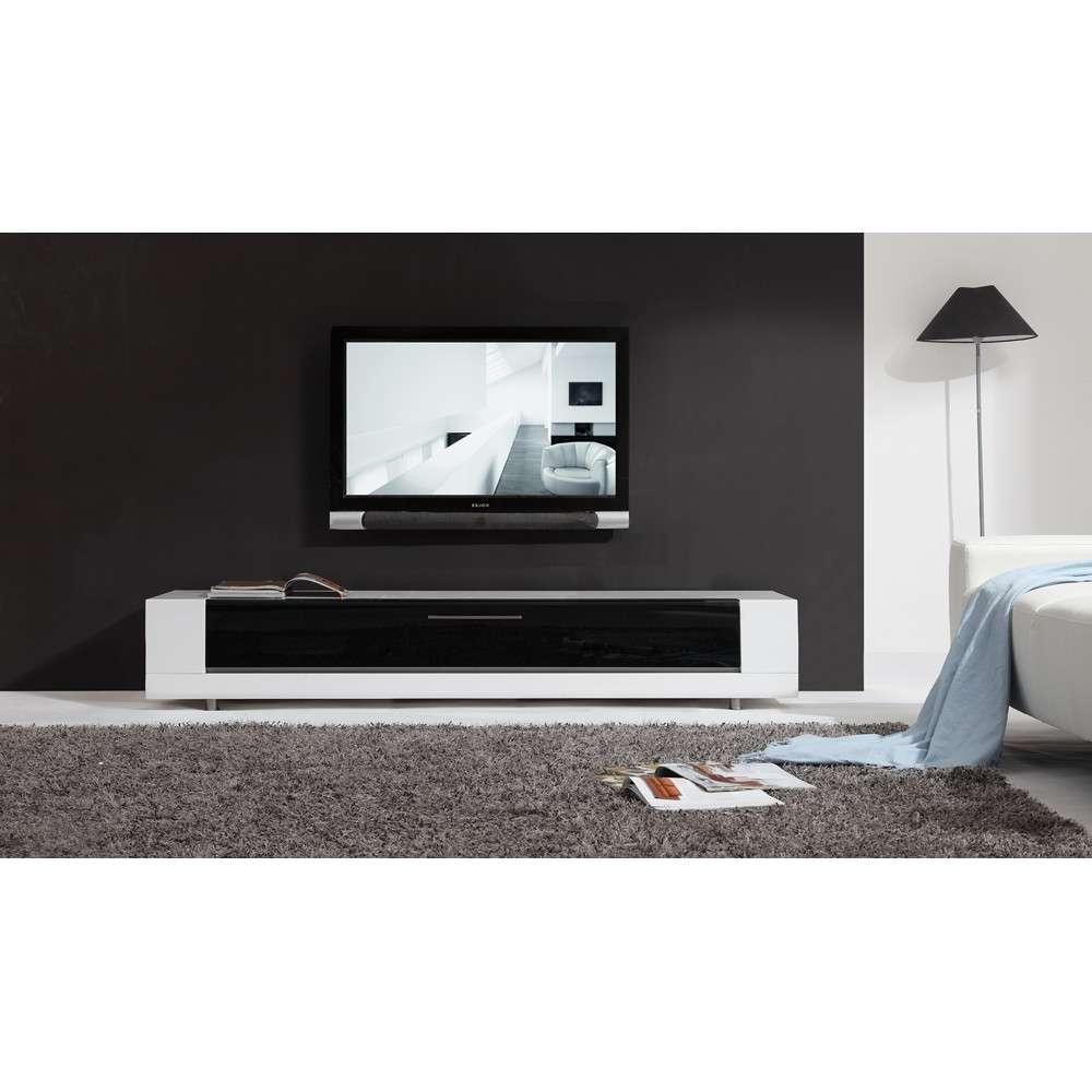 B Modern Editor Remix Tv Stand   White High Gloss, B Modern In White High Gloss Tv Stands (View 3 of 20)