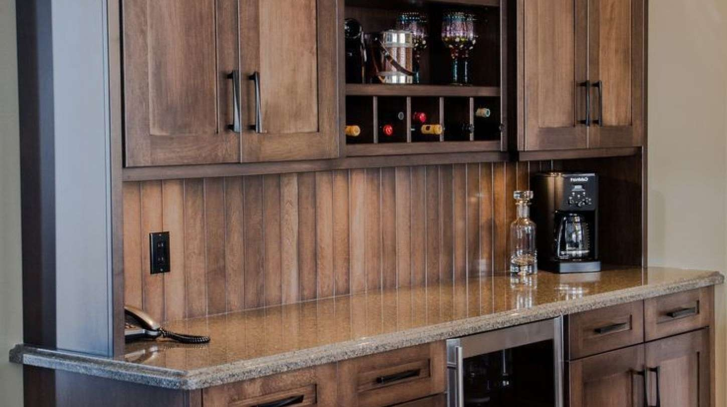 Bar : Rustic Style Kitchen Pleasant Design 13 10 And Ideas Of Within Country Style Tv Cabinets (View 5 of 20)
