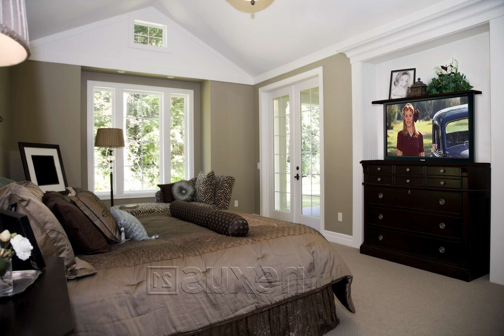 Bedroom Tv Stand Dresser Combo | Johnfante Dressers Pertaining To Dresser And Tv Stands Combination (View 2 of 15)