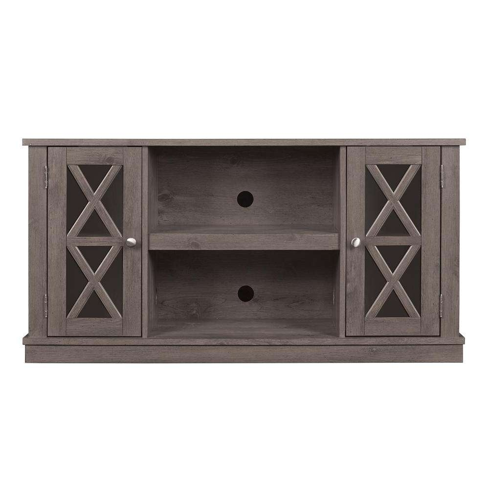 Bell'o Bayport Pine Tv Stand For Tv's Up To 55 In (View 1 of 15)