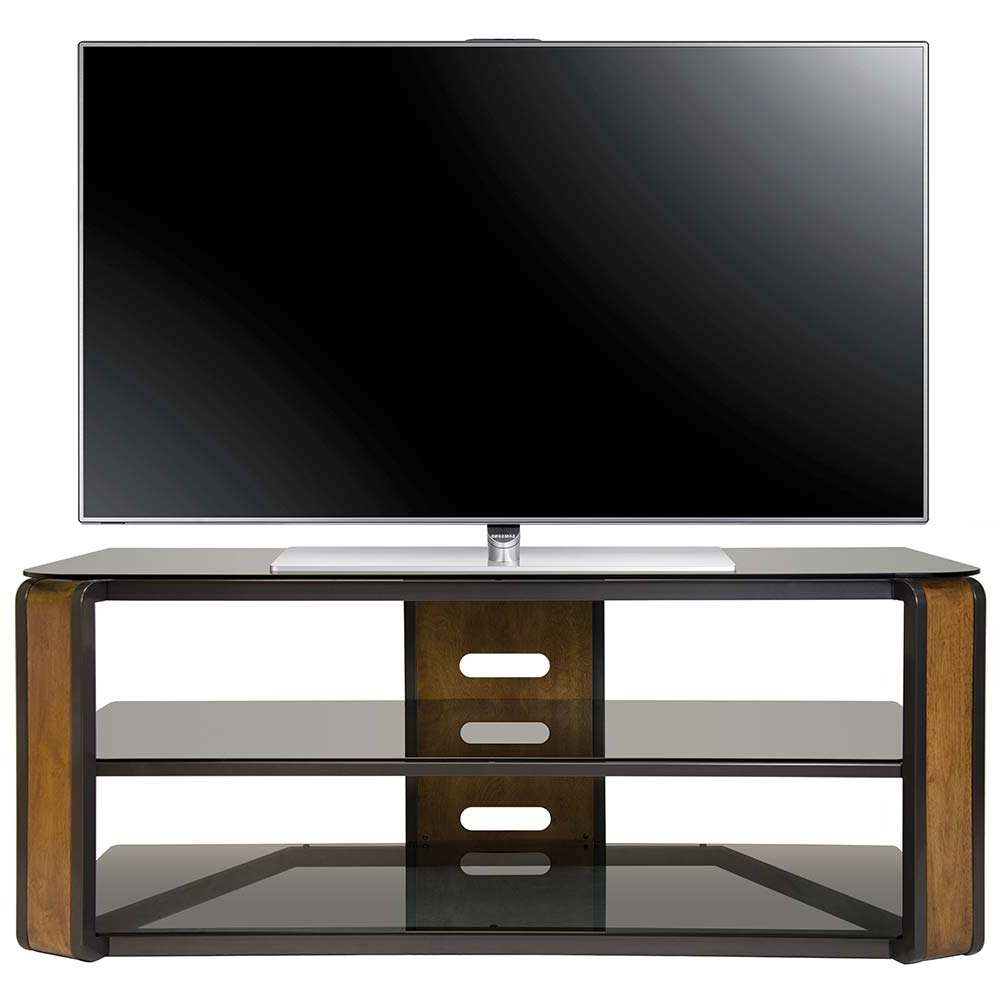 Featured Photo of Wood Tv Stands With Glass