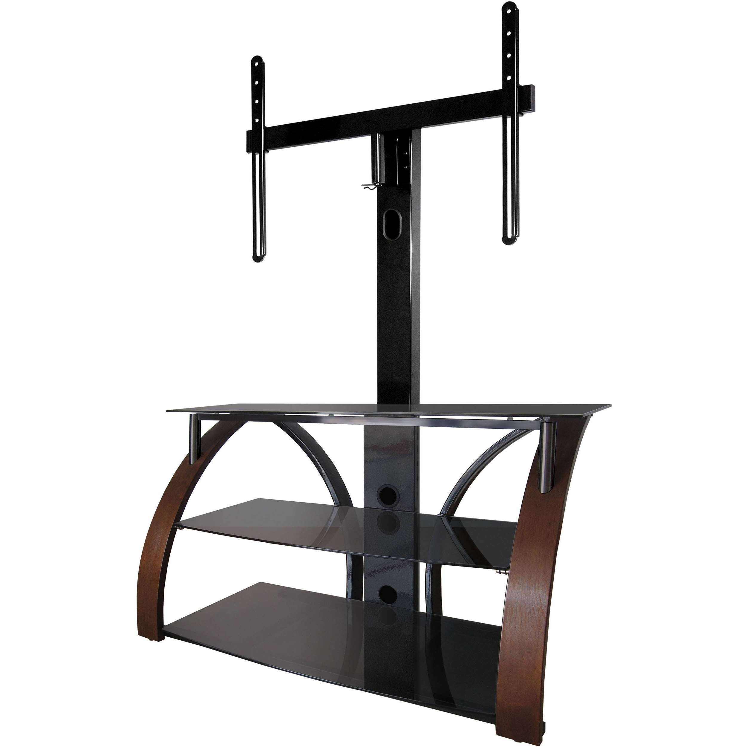 Bell'o Triple Play Universal Flat Panel A/v System Tpc2143 B&h In Bell'o Triple Play Tv Stands (View 7 of 15)