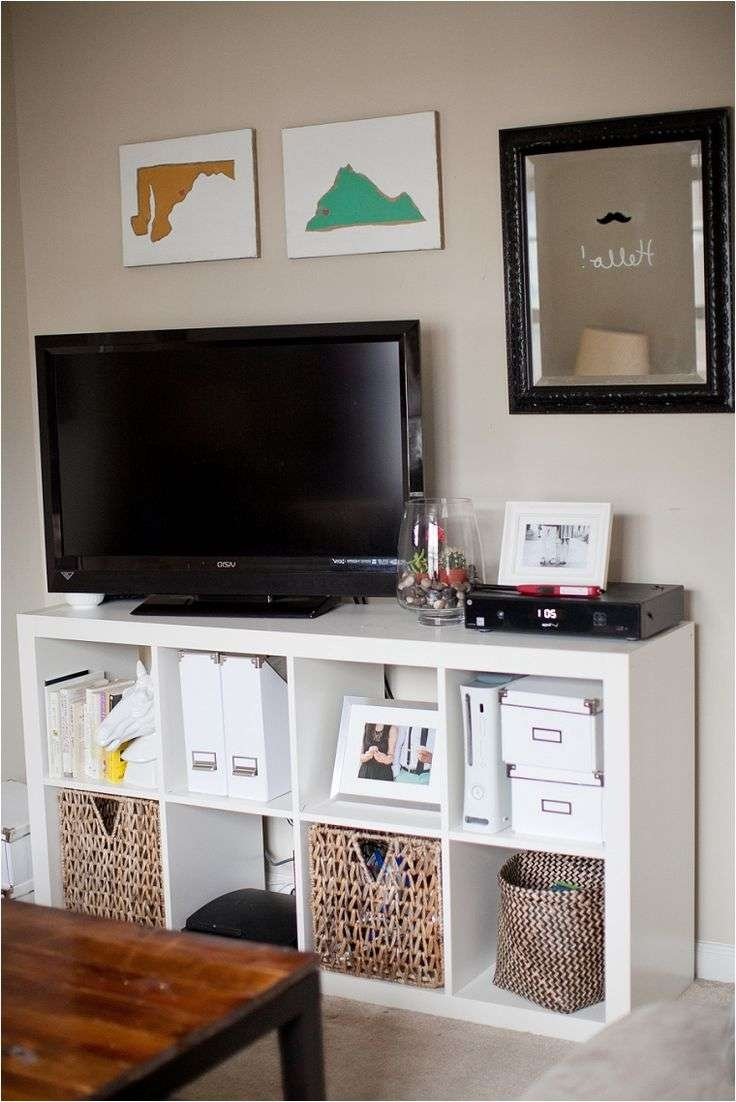 Best 25+ Bedroom Tv Stand Ideas On Pinterest | Bedroom Tv Wall Pertaining To Single Shelf Tv Stands (View 1 of 15)