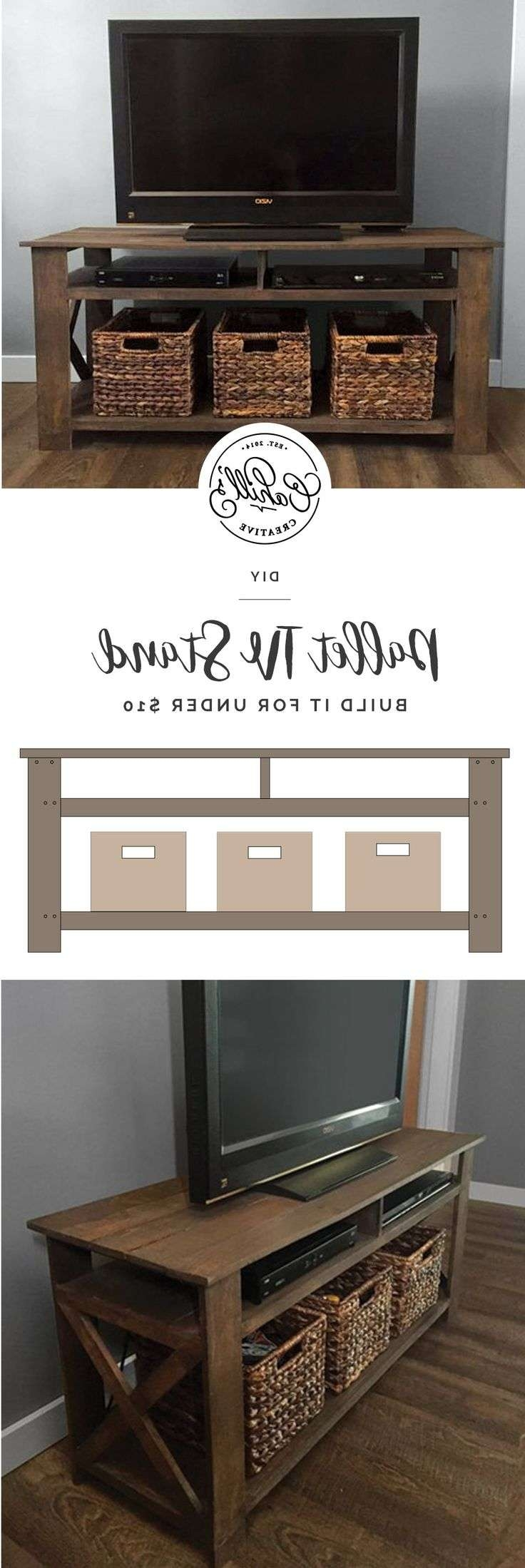 Best 25+ Tv Stands Ideas On Pinterest | Diy Tv Stand, Tv Stand Inside Tv Stands 38 Inches Wide (View 15 of 15)