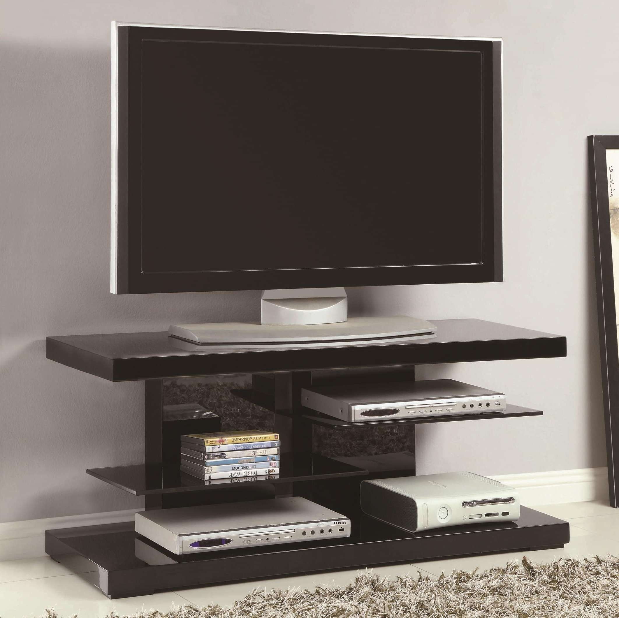 Best Contemporary Tv Console For Flat Screens | All Contemporary Inside Contemporary Tv Stands For Flat Screens (View 2 of 15)