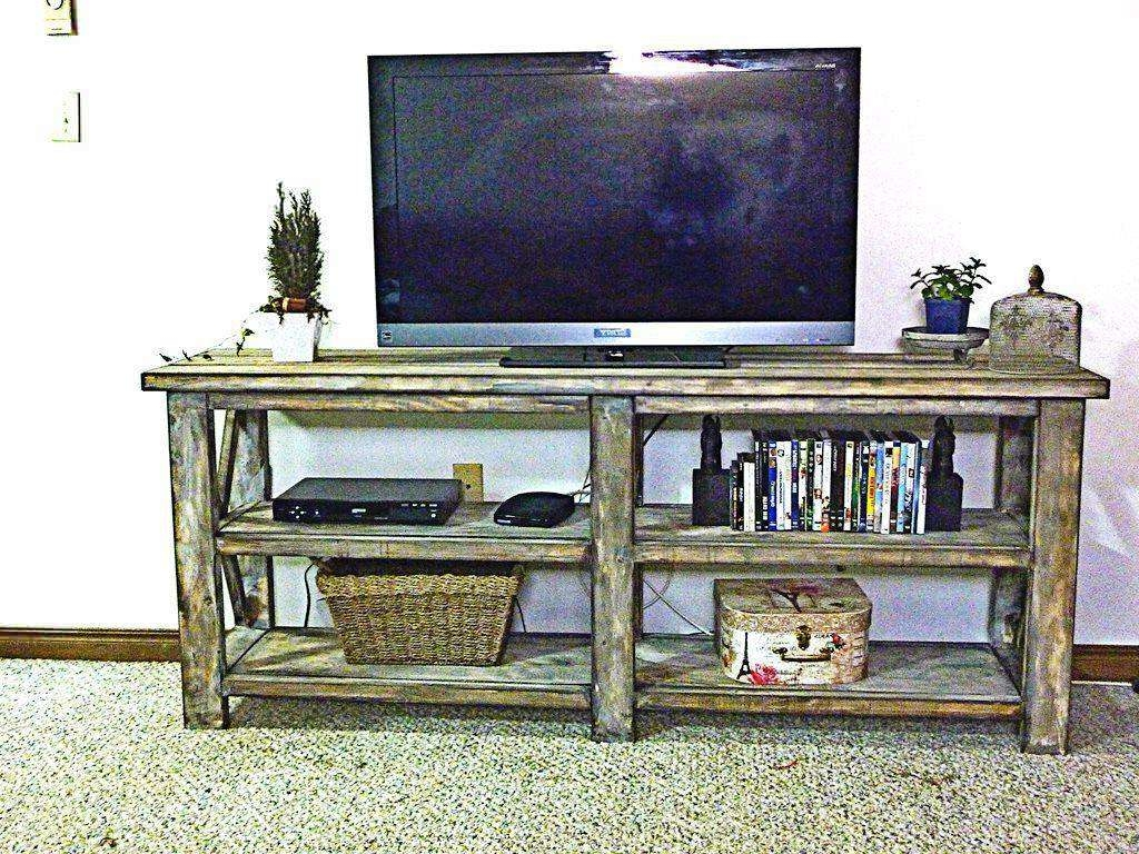 Best Rustic Tv Stand Designs — Home Design Stylinghome Design Styling Inside Rustic Tv Stands (View 18 of 20)