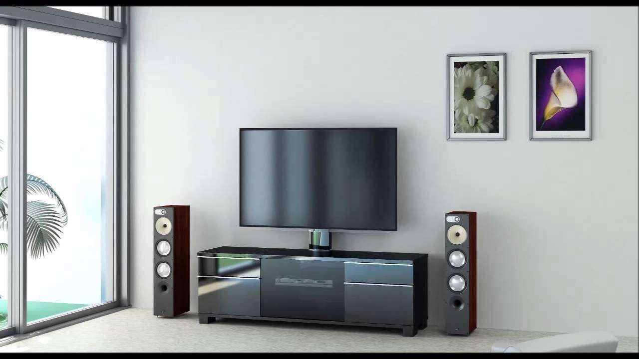Bismot Lcd Led Tv Stands 2013 – Youtube Intended For Led Tv Stands (View 3 of 20)