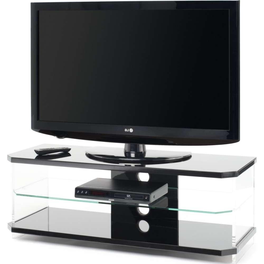 Black Tv Stands For Lcd Led & Plasma / Black Hi Fi Stands Inside Black Gloss Corner Tv Stands (View 2 of 15)