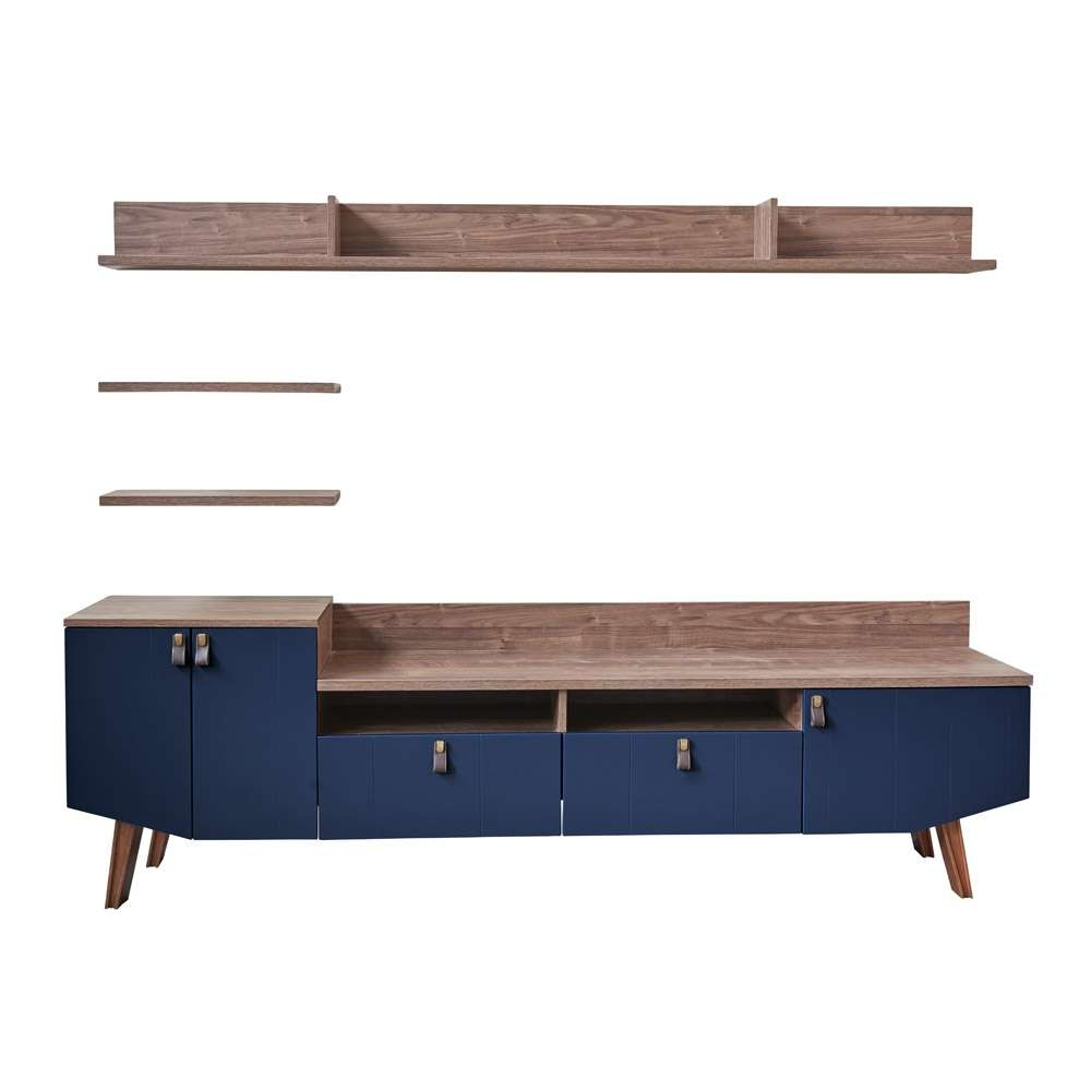 Blue Tv Stand ~ Zolt Throughout Blue Tv Stands (View 4 of 15)