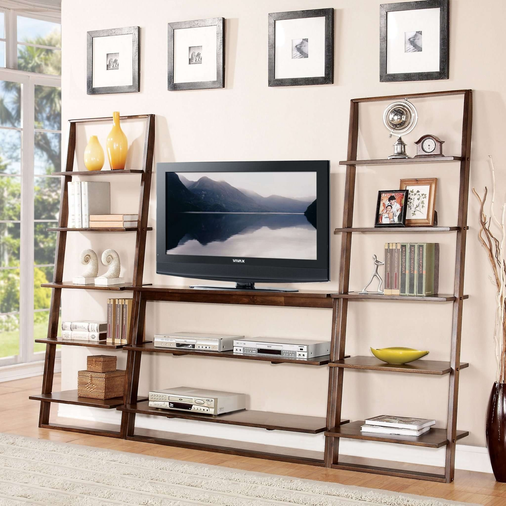 with belham kitchen dining hampton bookcase black amazon com bookcases dp stand tv living oak
