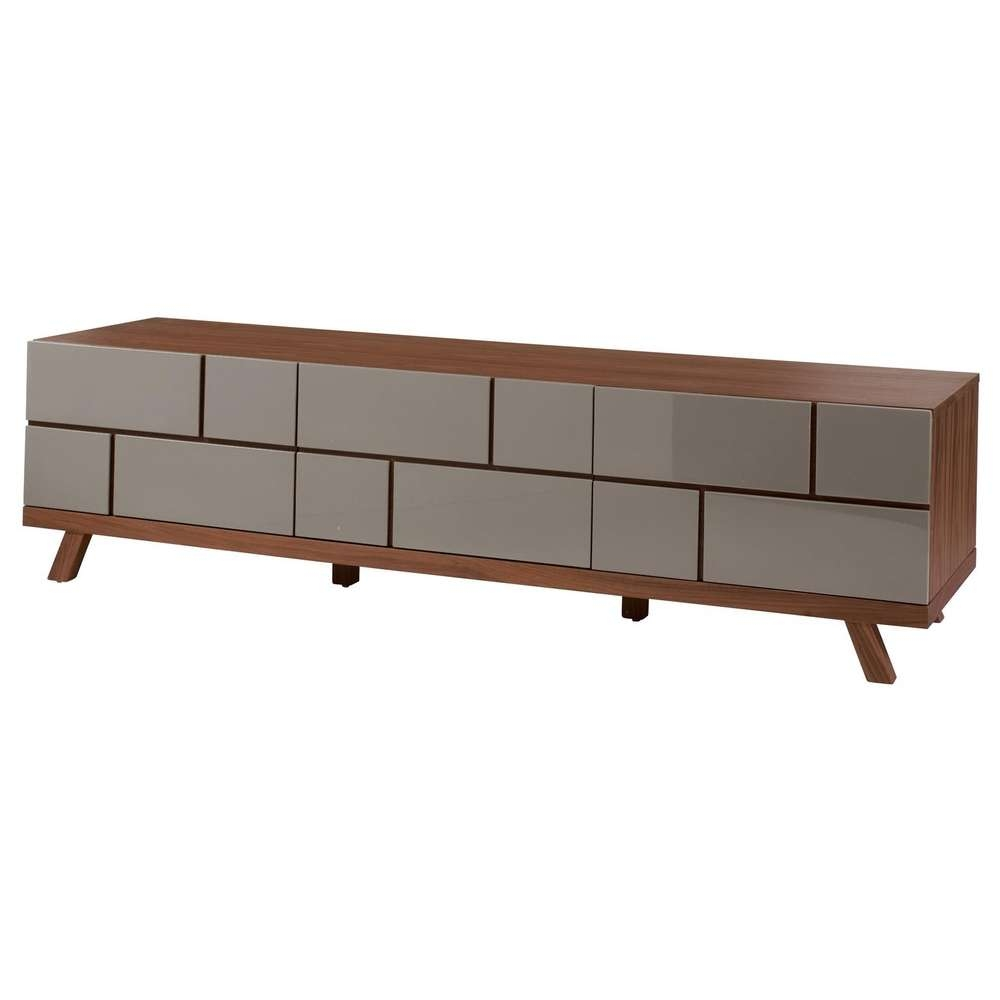 Brick Tv Unit Stone – Dwell In Dwell Tv Stands (View 1 of 15)