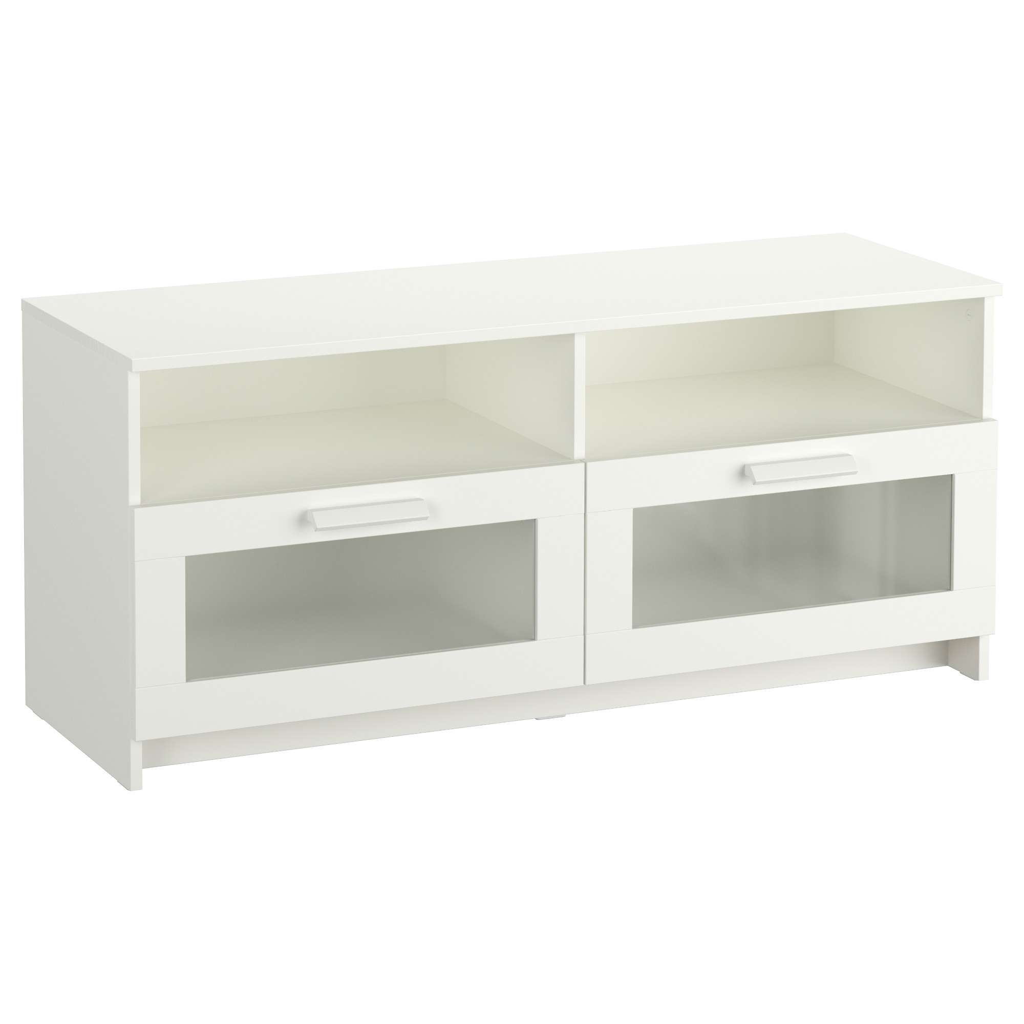 Brimnes Tv Unit – White – Ikea With Regard To Tv Stands White (View 7 of 20)