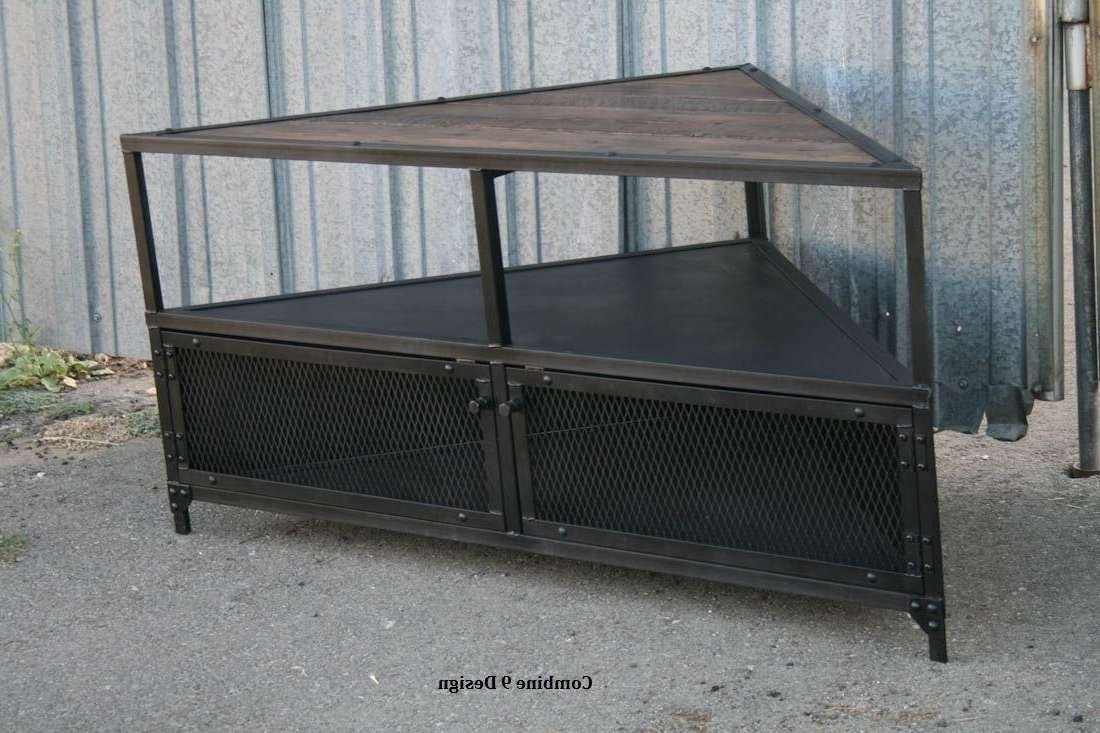 Buy A Handmade Corner Unit / Tv Stand (View 2 of 15)