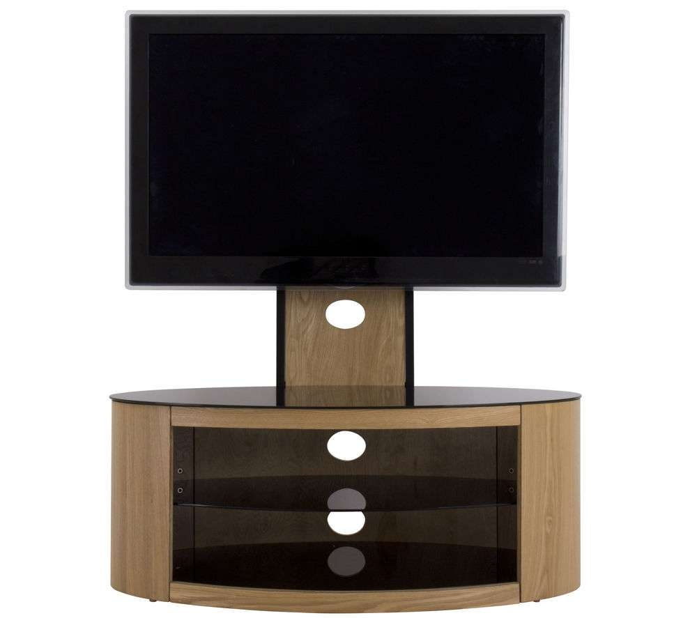 Buy Avf Buckingham 1000 Tv Stand With Bracket | Free Delivery | Currys Regarding Tv Stands With Bracket (View 3 of 15)