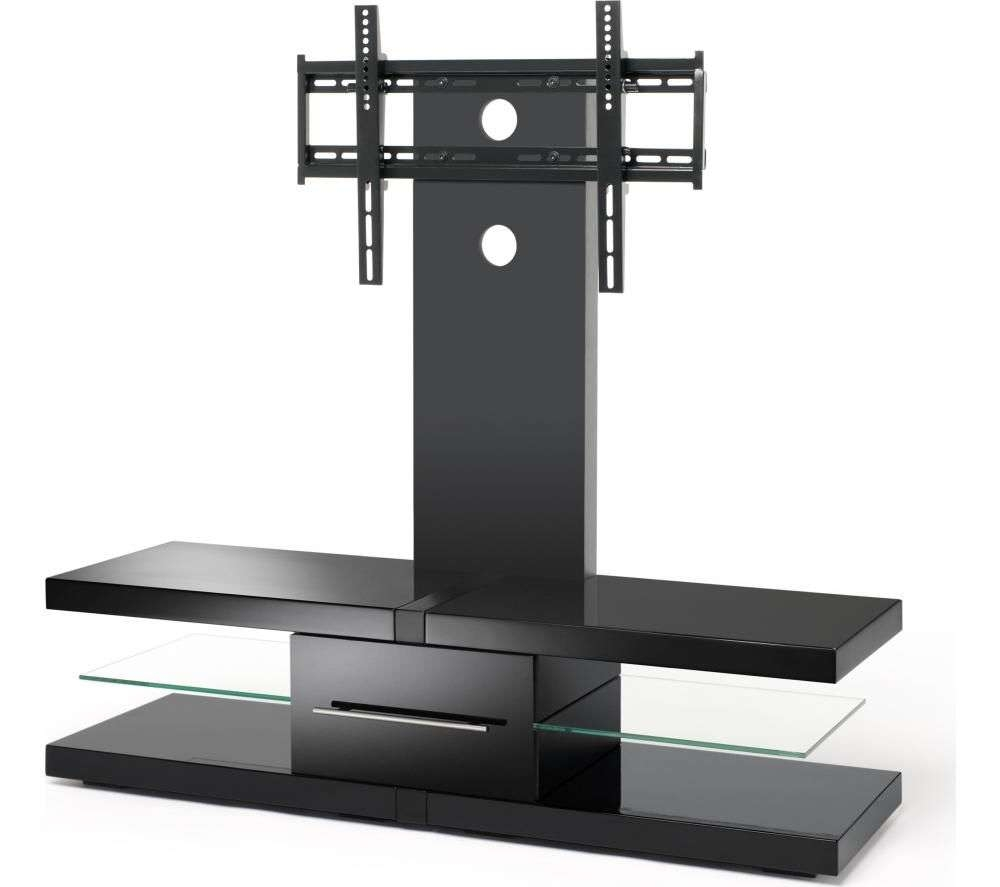 Buy Techlink Echo Ec130tvb Tv Stand With Bracket | Free Delivery Inside Techlink Echo Ec130tvb Tv Stands (View 3 of 20)