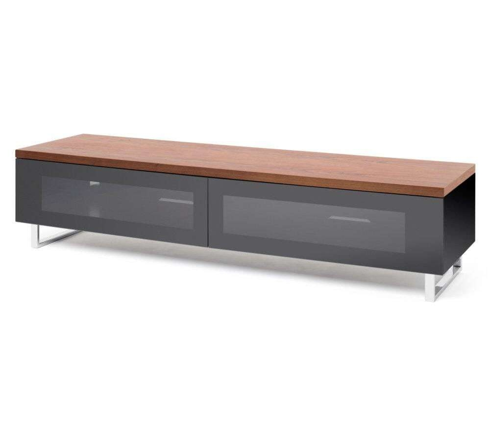 Buy Techlink Panorama Pm160w Tv Stand | Free Delivery | Currys Regarding Techlink Panorama Walnut Tv Stands (View 2 of 15)