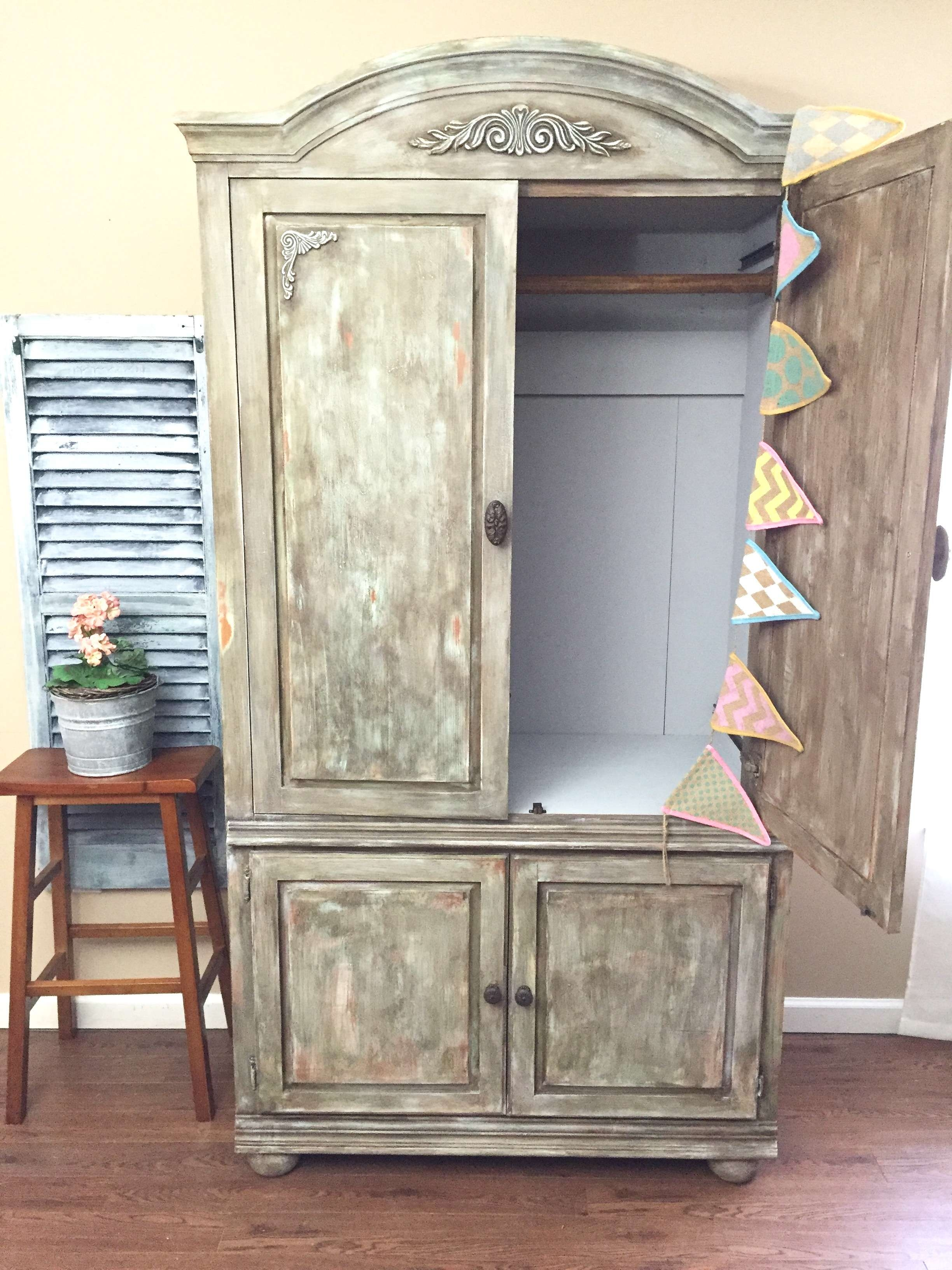 Cabinet : Attractive Top Rustic Oak Corner Tv Cabinet Commendable Throughout Rustic Pine Tv Cabinets (View 19 of 20)