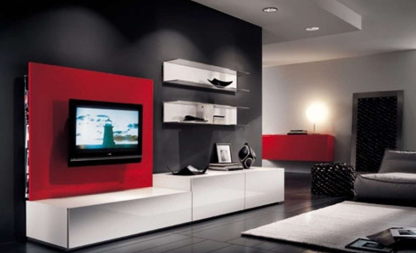 Cabinet : Ultra Modern Tv Stands Amazing Media Center Cabinet For Ultra Modern Tv Stands (View 4 of 15)