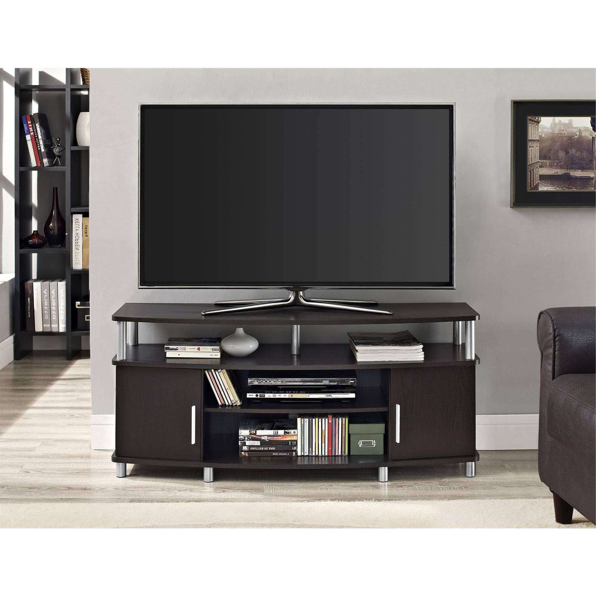 "Carson 3 Piece Entertainment Center For Tvs Up To 50"", Multiple With Regard To Tv Stands For 50 Inch Tvs (View 13 of 15)"