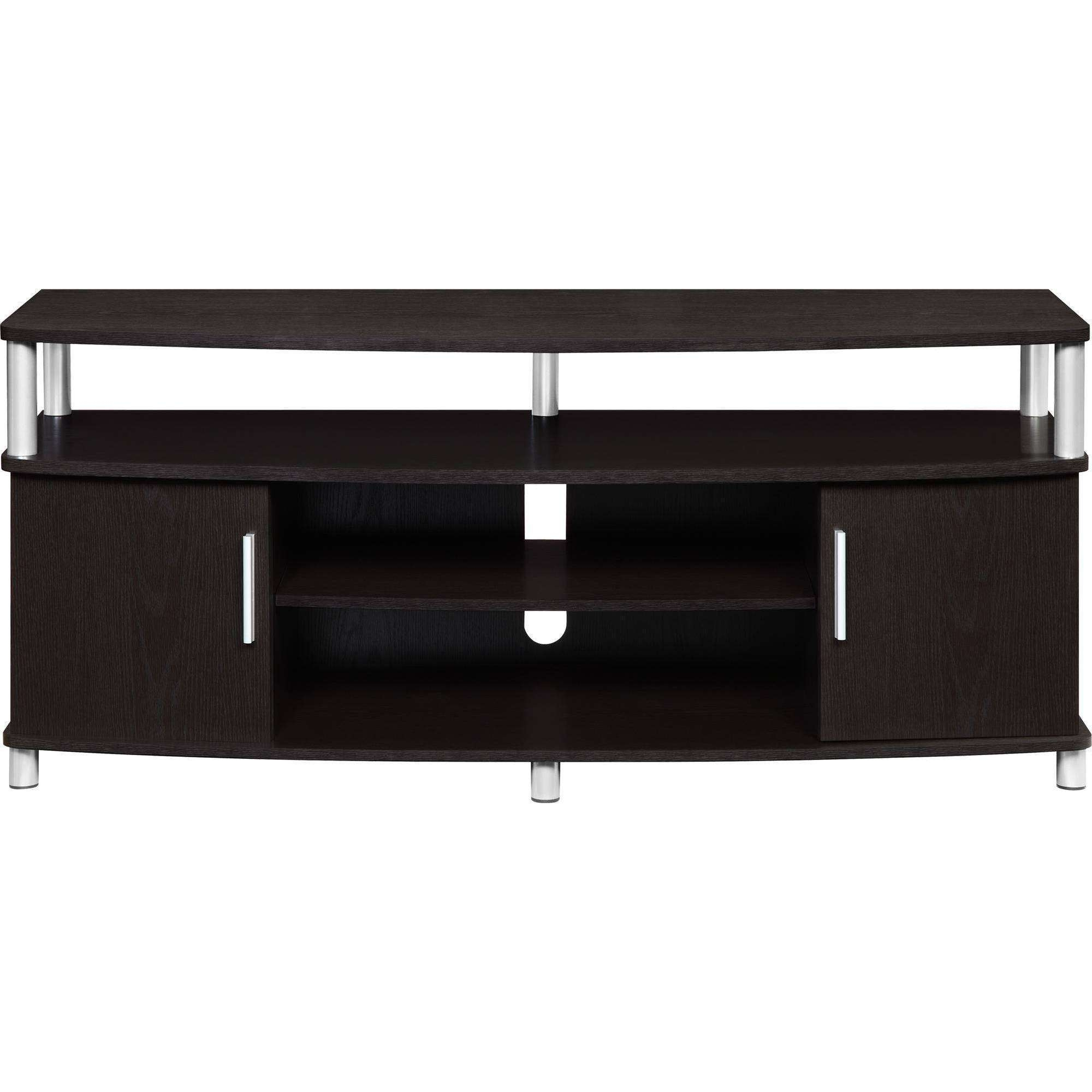 "Carson Tv Stand, For Tvs Up To 50"", Multiple Finishes – Walmart For Tv Stands For 50 Inch Tvs (View 6 of 15)"