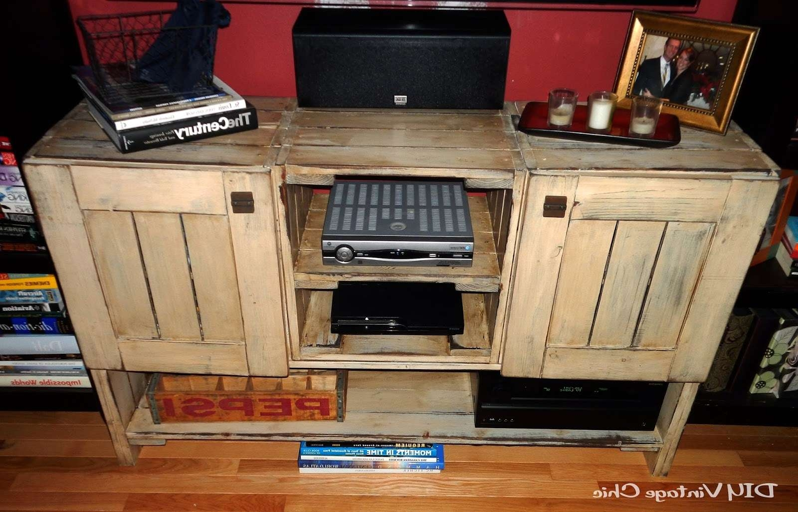 Cheap Rustic Tv Stand | Home Design Ideas Pertaining To Cheap Rustic Tv Stands (View 3 of 15)