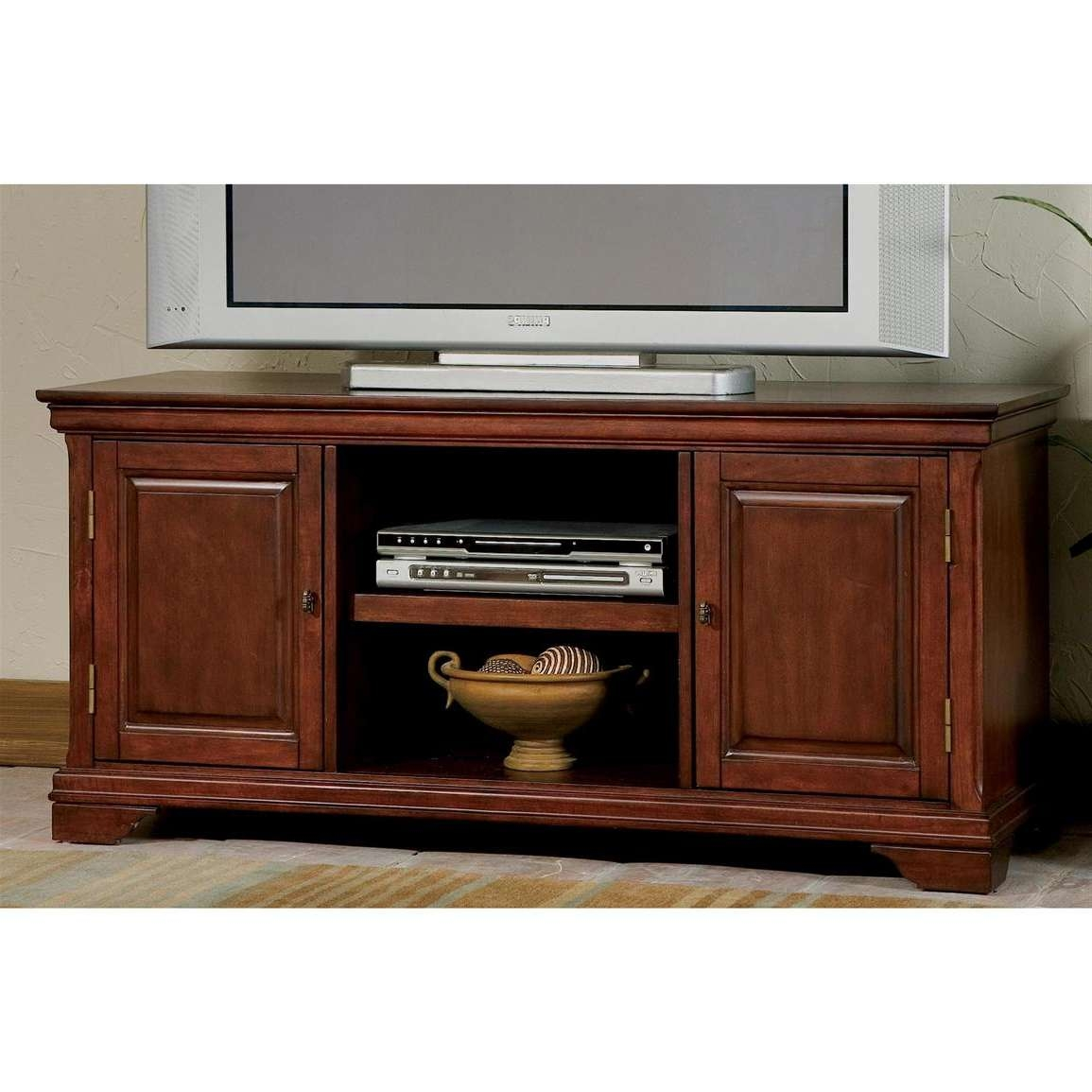 Cherry Tv Stand – 28 Images – Sauder Beginnings Corner Entertain With Cherry Tv Stands (View 4 of 15)