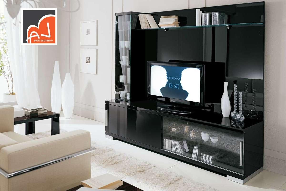 Choosing Between Small And Big Tv Stands – La Furniture Blog With Big Tv Stands Furniture (View 2 of 15)