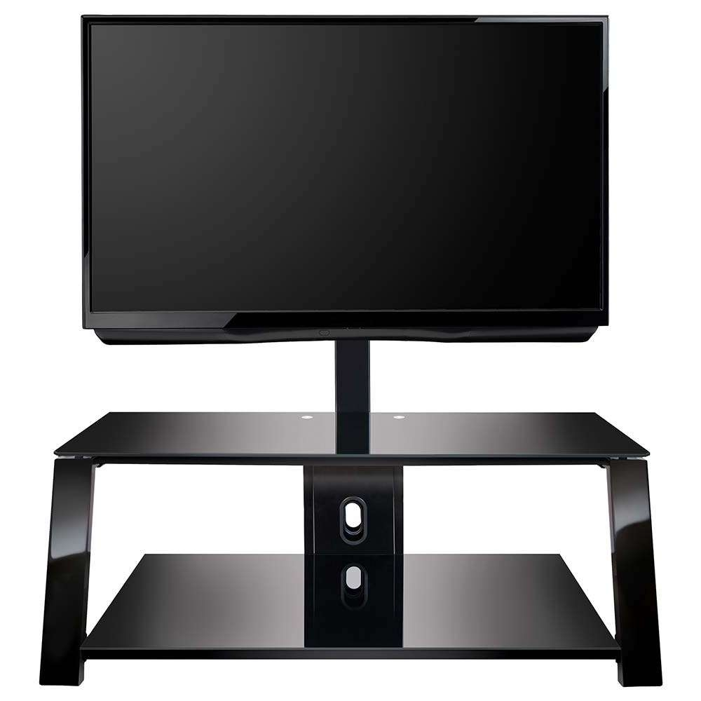 Classic Flame Tp4444 Bell O 44 2 Shelf Triple Play Universal Flat For Bell'o Triple Play Tv Stands (View 9 of 15)