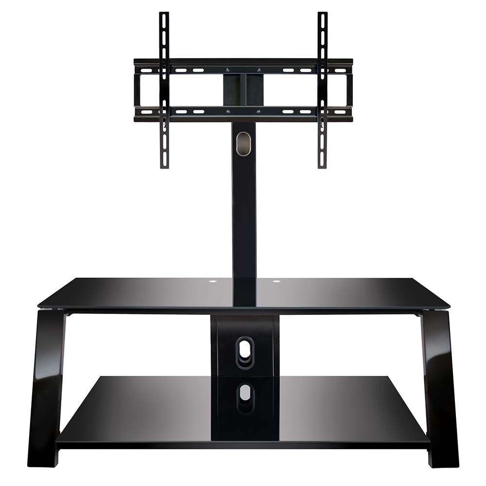 Classic Flame Tp4444 Bell O 44 2 Shelf Triple Play Universal Flat Throughout Bell'o Triple Play Tv Stands (View 9 of 15)