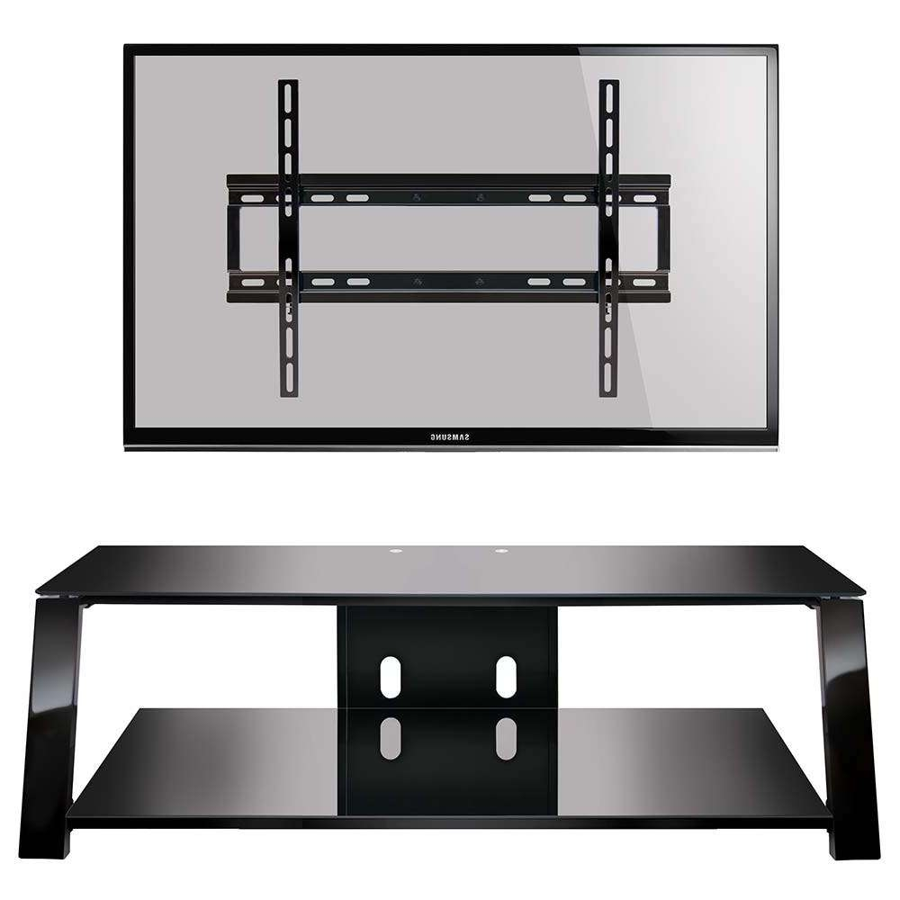 Classic Flame Tp4452 Bell O 52 2 Shelf Triple Play Universal Flat Throughout Bell'o Triple Play Tv Stands (View 11 of 15)