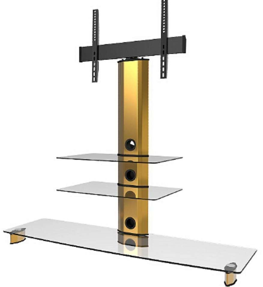 Clear Glass Tv Stand – Goldlinetvstands.co (View 15 of 20)