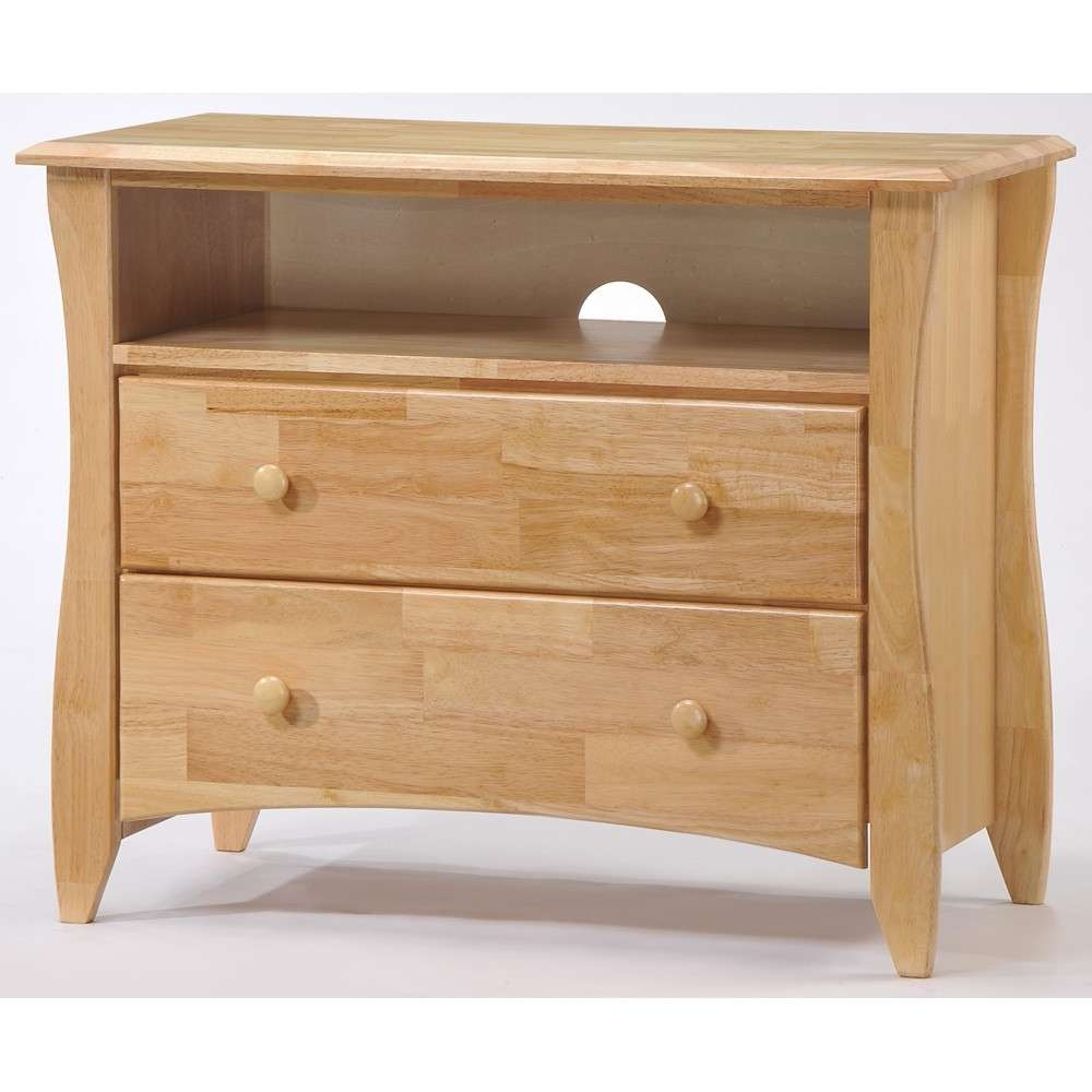 Clove Wood Tv Stand In Natural | Humble Abode For Hardwood Tv Stands (View 5 of 15)
