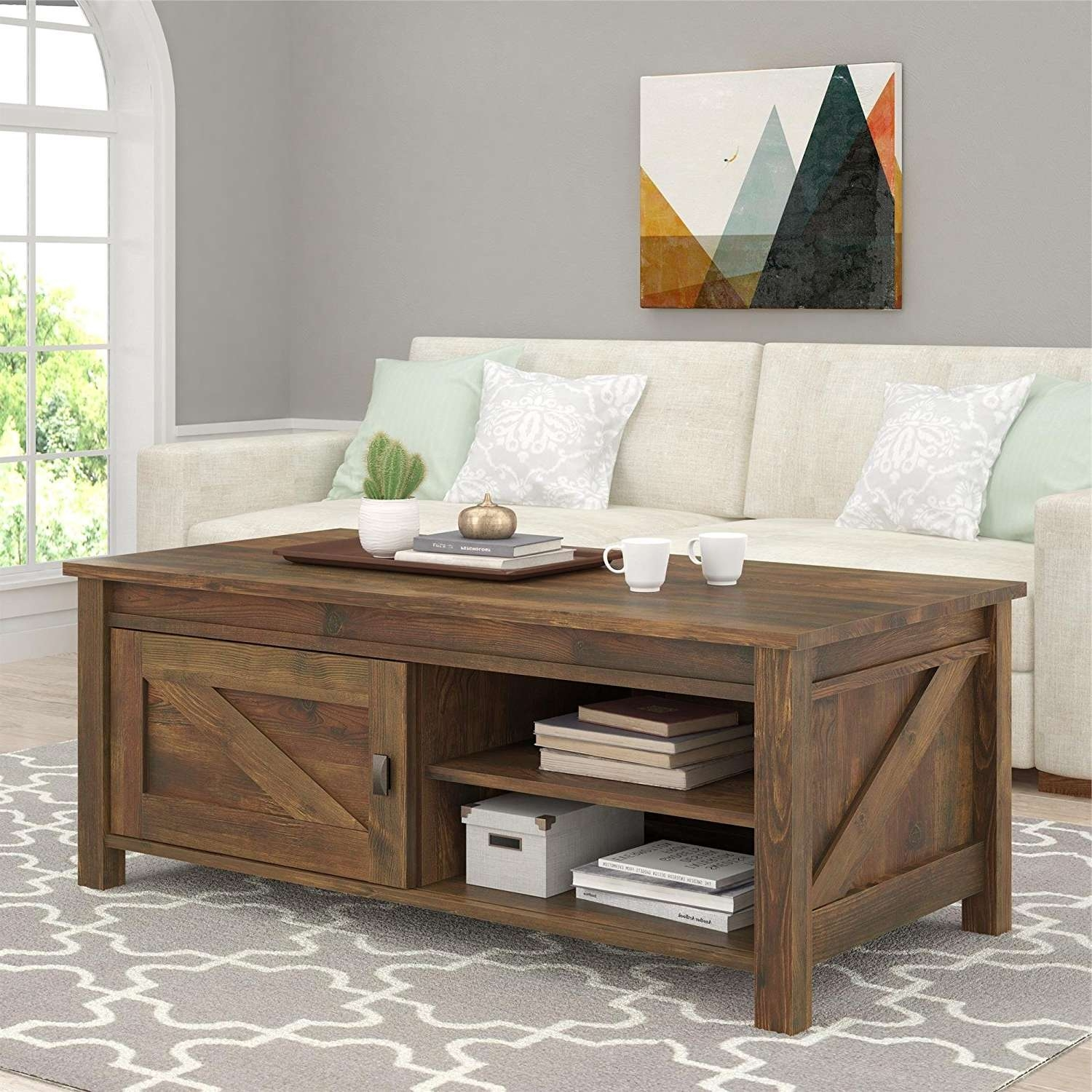 Coffee Table : Marvelous Tv Stand With Mount Unique Coffee Tables Intended For Coffee Tables And Tv Stands Matching (View 7 of 20)
